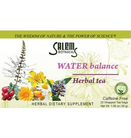 Salem Botanical Herbal Tea, Water Balance