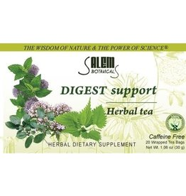 Salem Botanical Herbal Tea, Digest Support