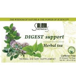 Salem Botanical Травяной чай, поддержка дайджеста