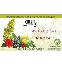 Salem Botanical Herbal Tea, Weight Loss