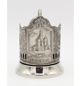 Russian Glass Holder, St. Basil's Cathedral