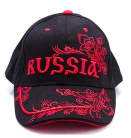 Бейсболка, Россия, Черная-Красная
