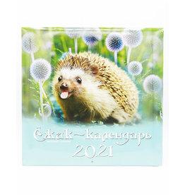 SALE: Ёжик, Календарь