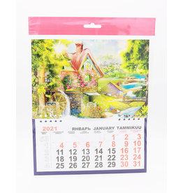 Дом-Сказка, Календарь Перекидной