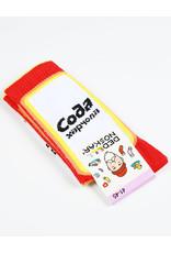 Носки для взрослых , Сода, 41-45 Длиные
