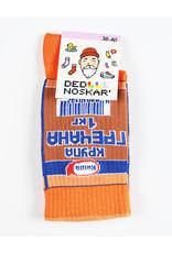 Носки для взрослых,  Гречка, 36-40 Длиные