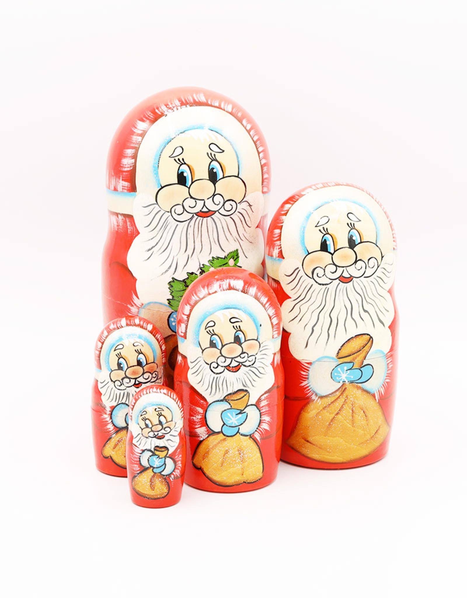 Матрёшка, Дед Мороз