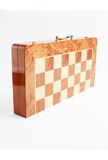 Шахматы и нарды, в большом размере