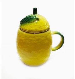 """Заварочная кружка с инфьюзером """"Лимон"""""""