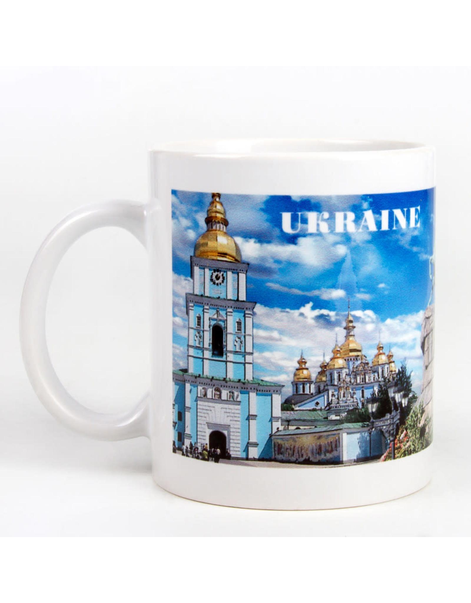 """Кружка """"Украинна"""""""