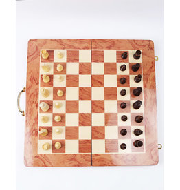 Backgammon and Chess Set, Medium