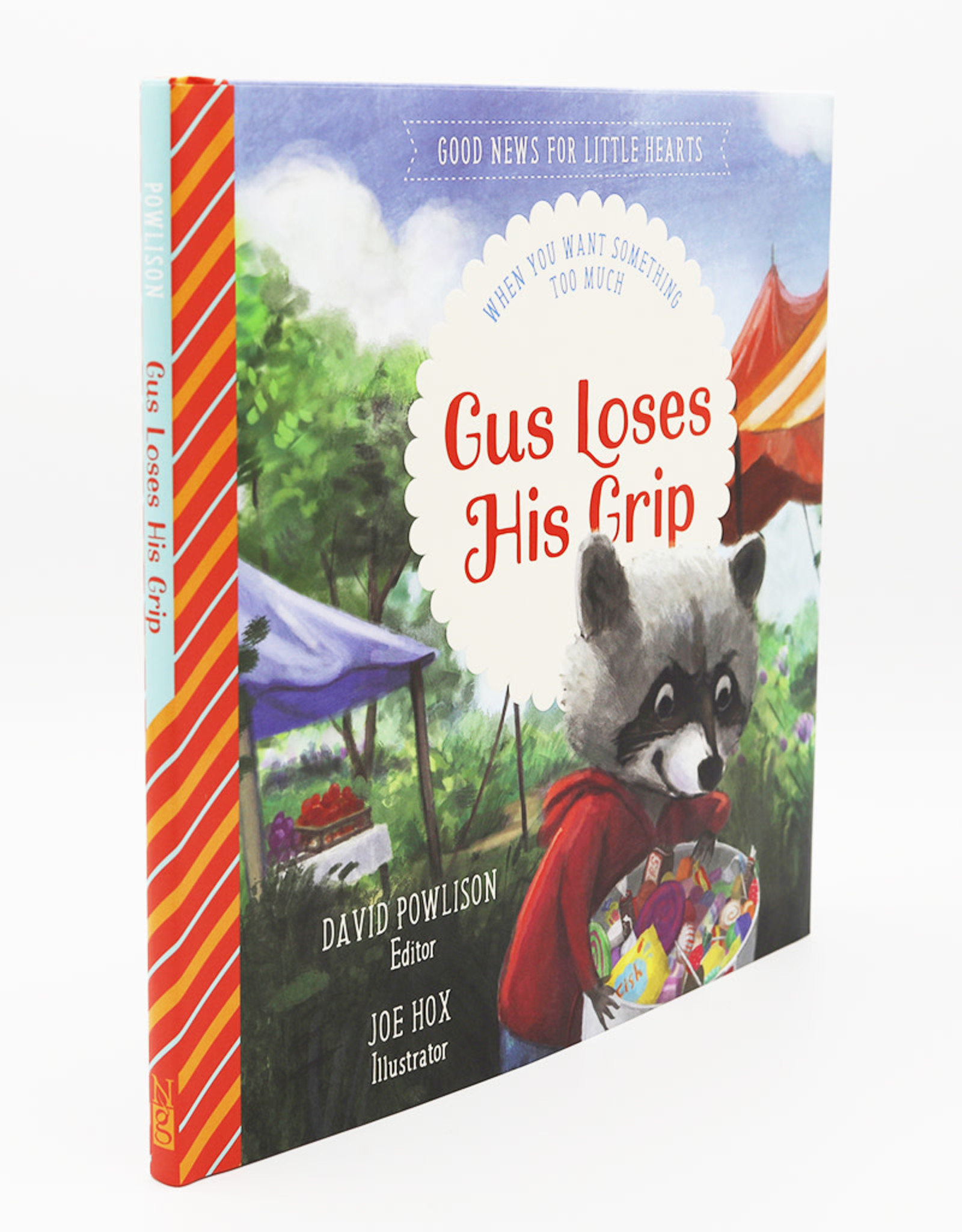 Gus Loses His Grip, Good News for Little Hearts