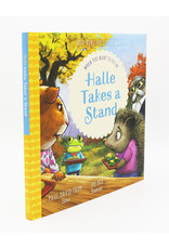 Halle Takes a Stand, Good News for Little Hearts