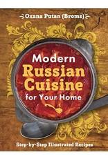 Modern Russian Cuisine for Your Home, Putan