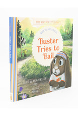 Buster Tries to Bail, When you are Stressed