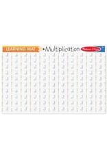 Melissa & Doug Learning Mat, Multiplication