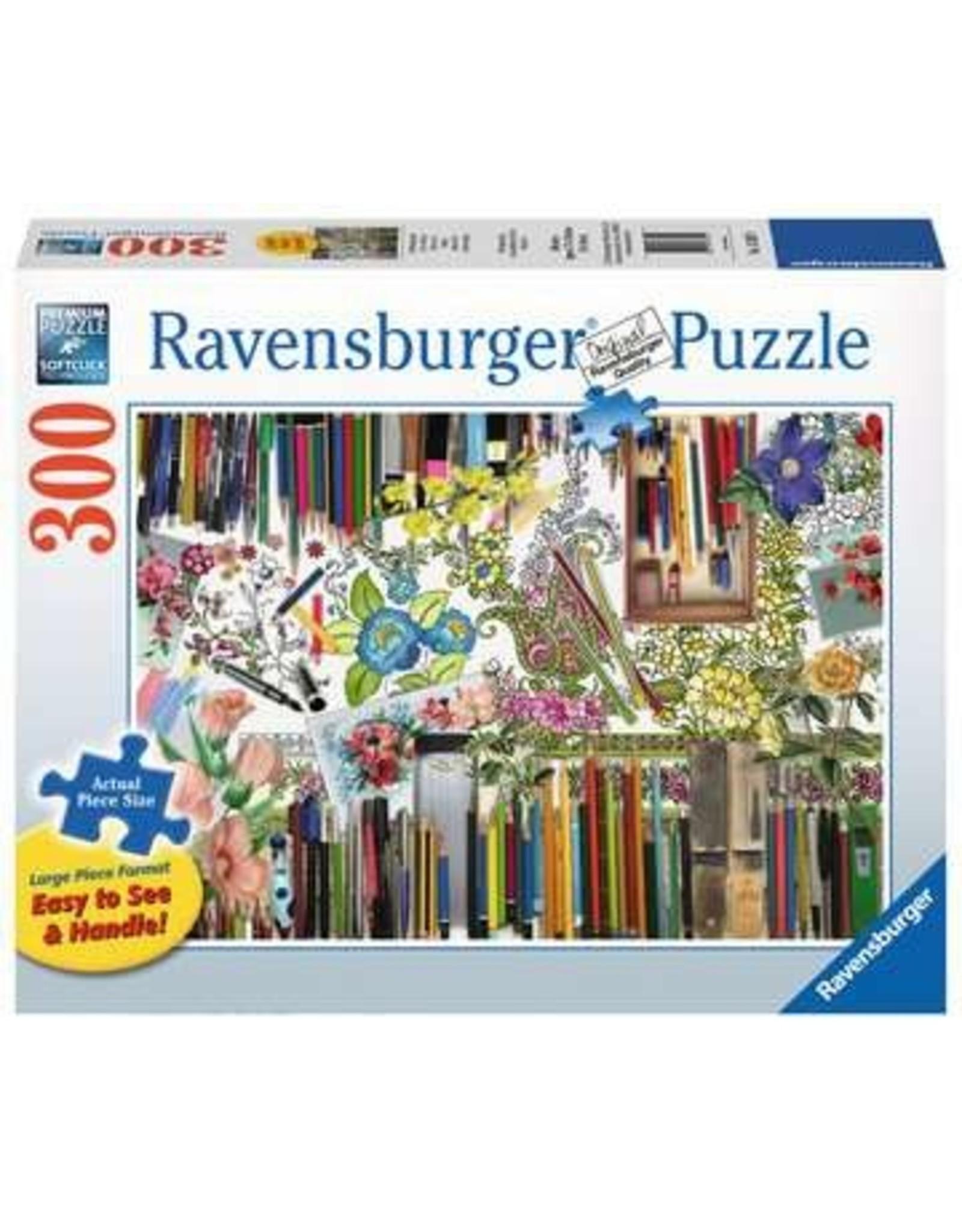 300 piece Large Format Color With Me Puzzle