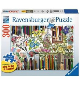 300 piece Large Format Color With Me Puzzle