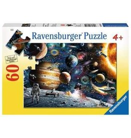 60 piece Outer Space Puzzle