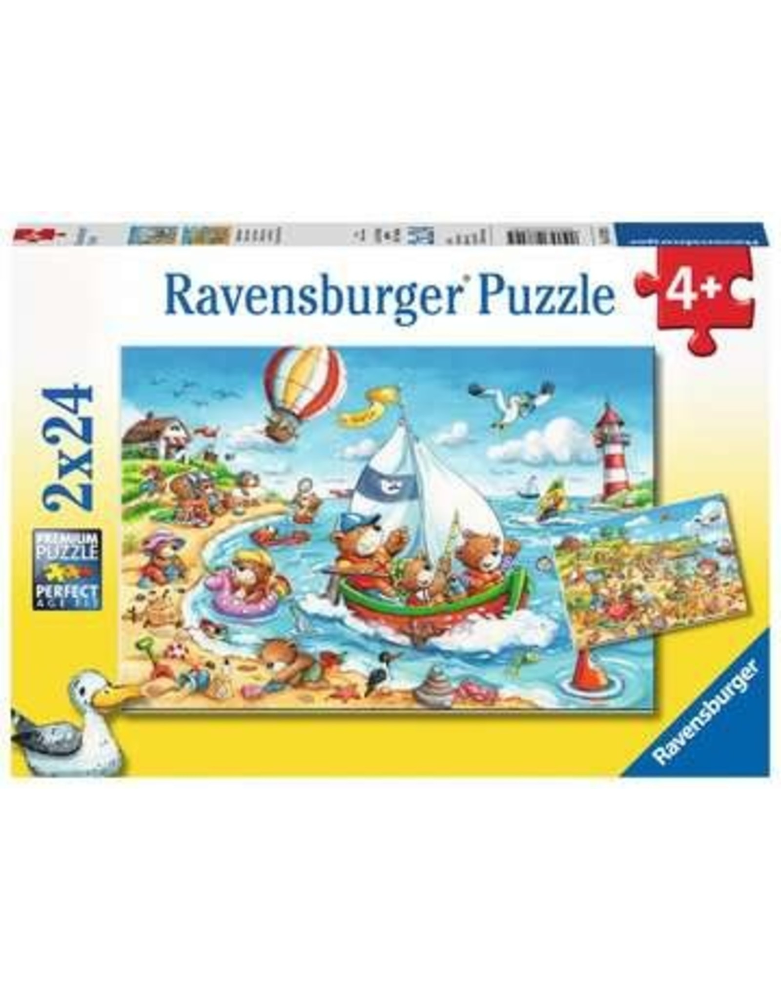 2 x 24 piece Vacation at Sea