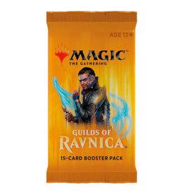 MtG Guilds of Ravnica Booster