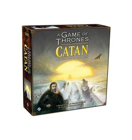 Settlers of Catan A Game of Thrones Catan Brotherhood of the Watch