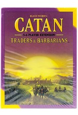 Settlers of Catan Catan: Traders and Barbarians 5-6 Player Extension