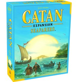 Settlers of Catan Catan: Seafarers Game Expansion
