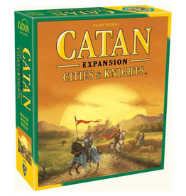 Settlers of Catan Catan: Cities and Knights Game Expansion