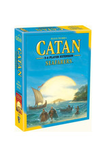 Settlers of Catan Catan: Seafarers 5-6 Player Extension