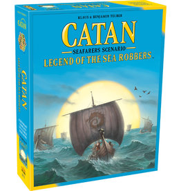 Settlers of Catan Catan Legend of the Sea Robbers Expansion
