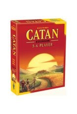 Settlers of Catan Catan: 5-6 player Expansion