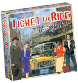 Ticket to Ride Ticket to ride New York