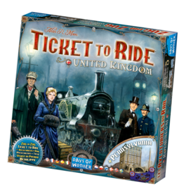 Ticket to Ride Ticket To Ride: Map Collection 5: United Kingdom