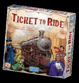 Ticket to Ride Ticket To Ride (C: 0-1-2)