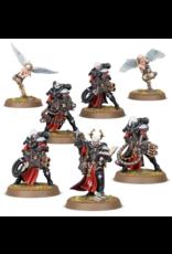 Warhammer 40K 40K Adepta Sororitas Retributor Squad