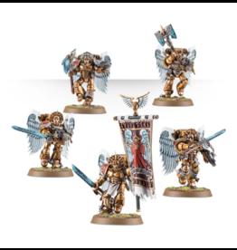 Warhammer 40K 40k: BA Sanguinary Guard