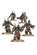 Warhammer 40K 40K: Chaos Space Marine Terminators
