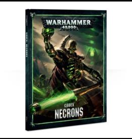 Warhammer 40K 40K: Necrons Codex