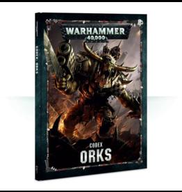 Warhammer 40K Codex Orks 40K