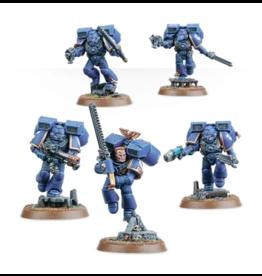 Warhammer 40K 40K: SM Assault Squad
