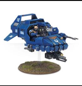 Warhammer 40K 40K: SM Land Speeder
