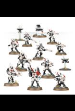 Warhammer 40K 40K: Tau Fire Warrior Team