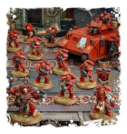 Warhammer 40K Start Collecting! Blood Angels