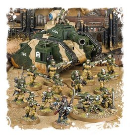 Warhammer 40K Start Collecting! Astra Militarum