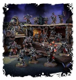 Warhammer 40K Start Collecting Chaos Space Marines