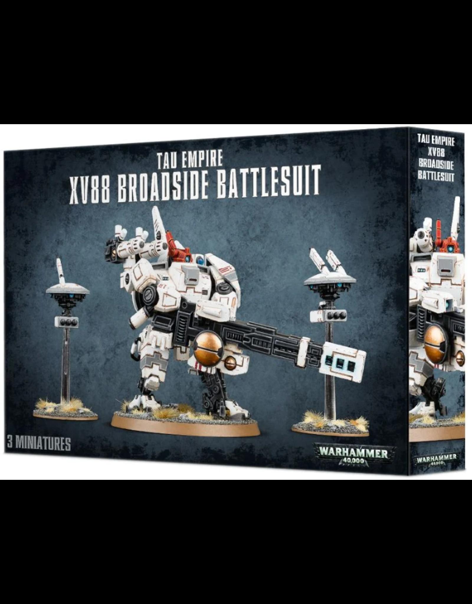 Warhammer 40K XV88 BROADSIDE BATTLESUIT
