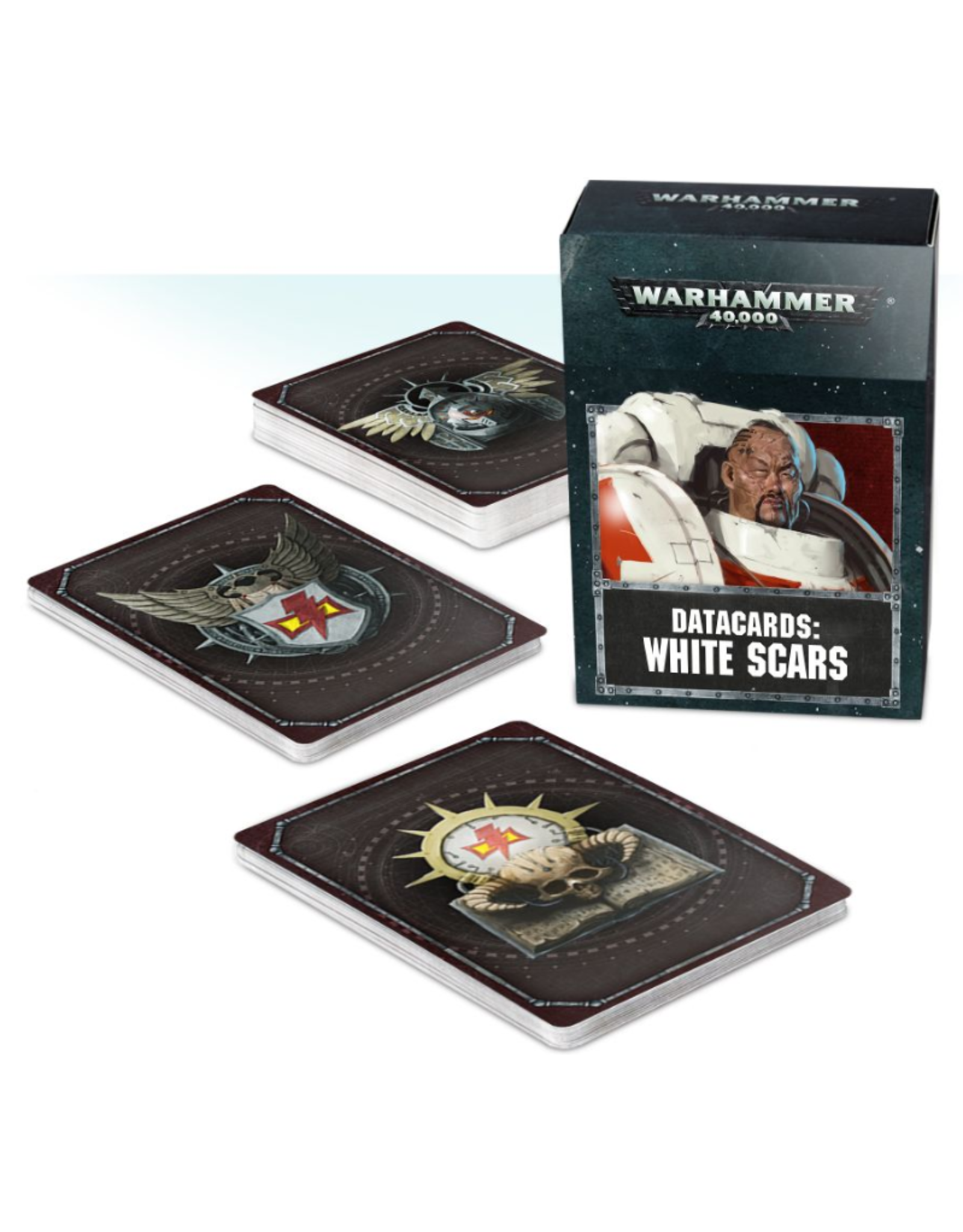 Warhammer 40K Datacards White Scars