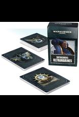 Datacards Ultramarines
