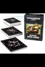 Warhammer 40K Datacards Death Guard